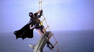 I remember this episode of Batman. It is still more believable than the time that a dolphin bravely threw itself between the BatBoat and a missile to protect Batman and Robin.