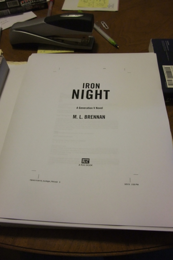 My page proofs, in all their glory!