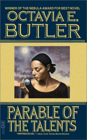 Butler does not fuck around. It's hard to imagine a darker book than Parable of the Sower, but Butler makes it happen.