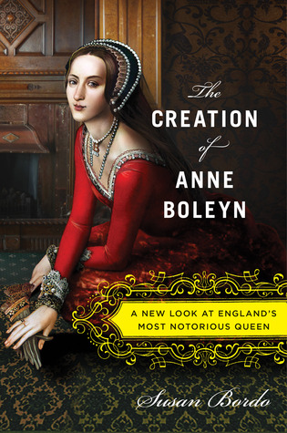 This was a lot of fun to read -- the bio section won't be any particular surprise to anyone who has a passing familiarity with Tudor history, but what really gets fun is when Bordo starts analyzing the progression of the *presentation* of Anne Boleyn in plays, books, movies, TV, and so forth. That's when things get FUN.