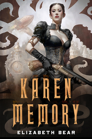 Steampunk can be a bit hit or miss with me, but this one was definitely a hit. Diverse characters, a great storyline, fantastic writing, and the best impromptu deputization I've ever had the pleasure of reading -- and I love an impromptu deputization.