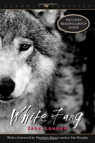 "Other than seeing the Ethan Hawke movie when I was younger, I actually didn't have much exposure to London, beyond basic pop culture knowledge. But I taught  ""How To Build A Fire"" to my Short Story students this year, and I enjoyed it a lot, so I picked up his best known novel -- and loved it. White Fang is like Black Beauty in terms of its activist roots, but with a lot more dog and human murder. Good times!"