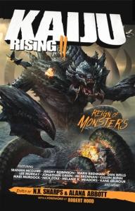 Kaiju Rising II Cover
